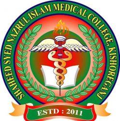 Shaheed Syed Nazrul Islam Medical College, Kishoreganj, Bangladesh